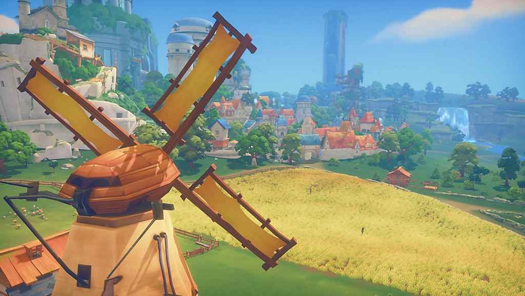 My Time at Portia PS4 Release