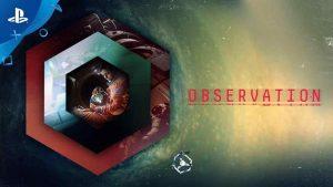Observation PS4 Release