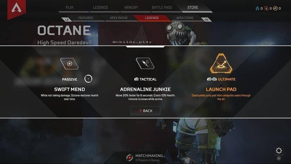 octane apex legends battle pass