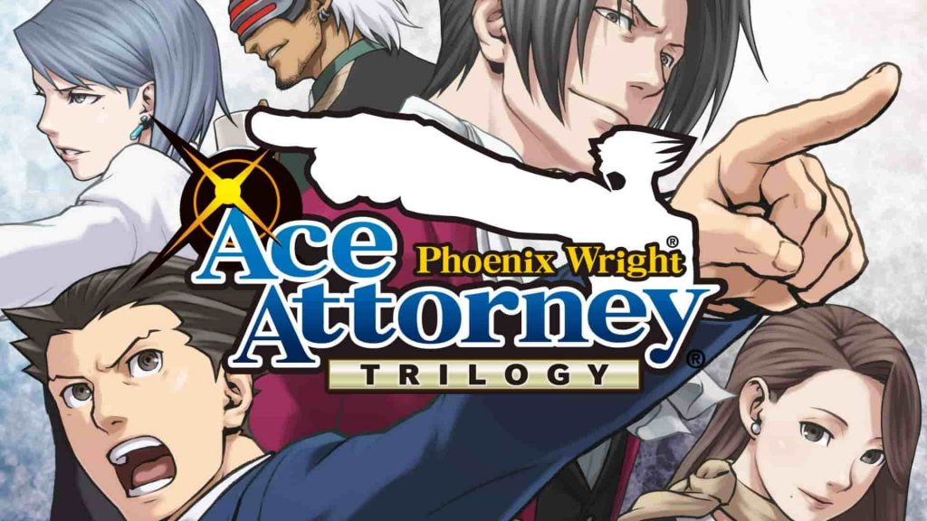 Phoenix Wright: Ace Attorney Trilogy Preview