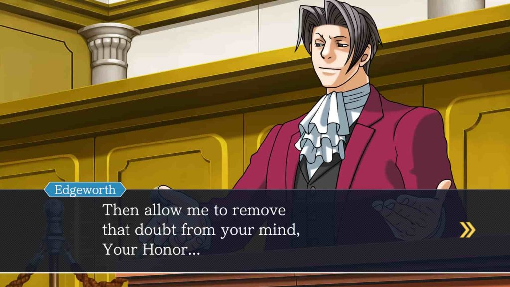 Phoenix Wright Ace Attorney Trilogy Review 01