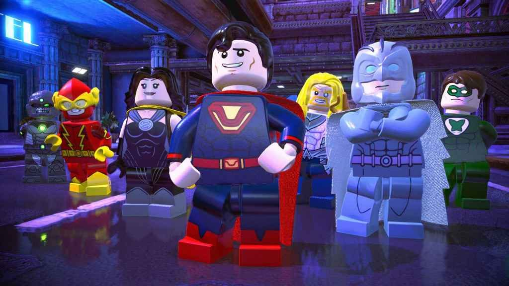 PS4 Split-Screen Multiplayer - Lego DC Super-Villains