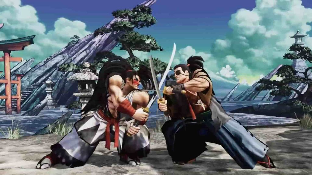 Samurai Shodown PS4 Release