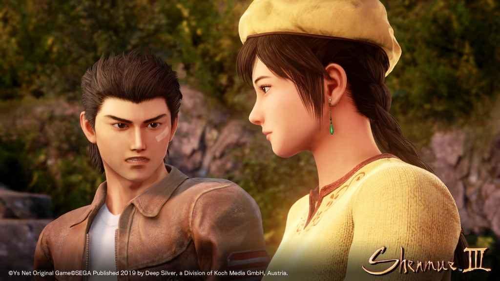 Shenmue III Gameplay Trailer