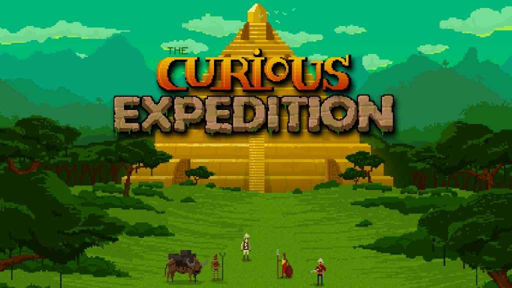 The Curious Expedition Console Release