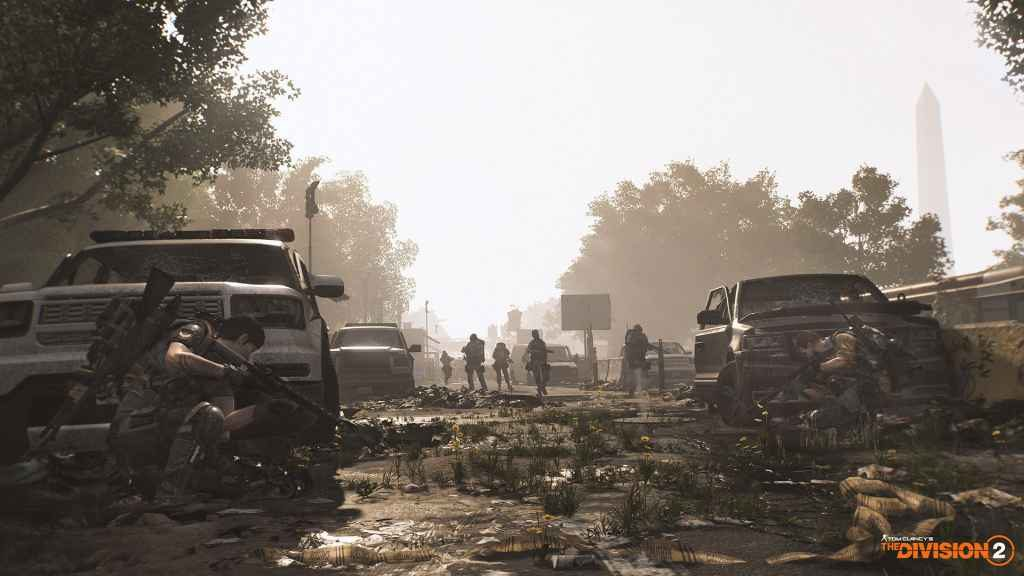 The Division 2 1.03 Update