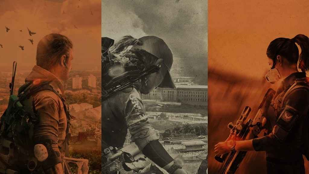 The Division 2 Day One Patch Size Revealed