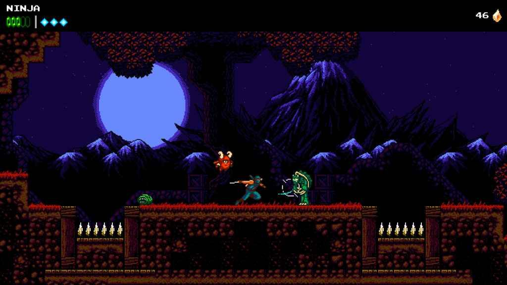 The Messenger PS4 Release