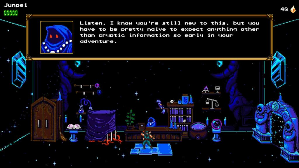 The Messenger PS4 Review 01