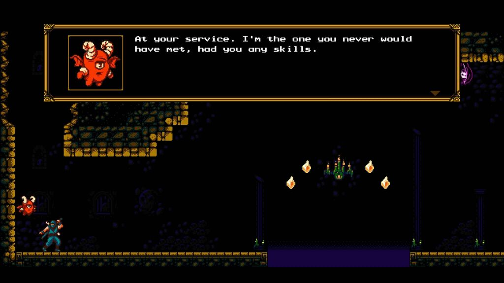 The Messenger PS4 Review 03