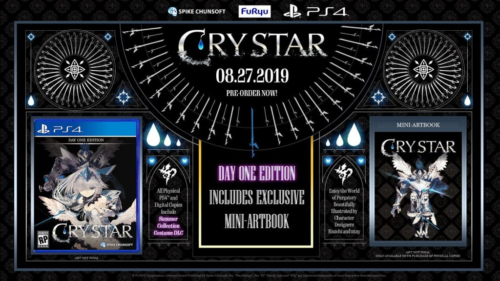Crystar PS4 Day One Edition