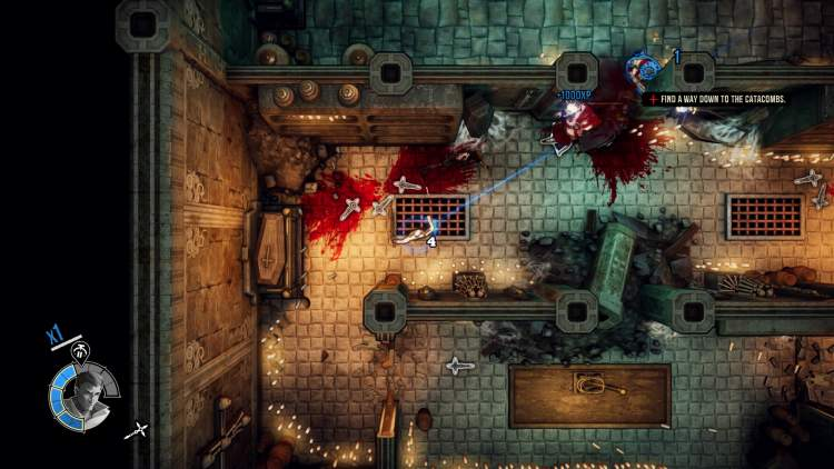 God S Trigger Review Ps4 Playstation Universe
