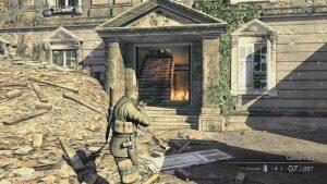 Sniper Elite V2 Remastered Kreuzberg Headquarters Walkthrough