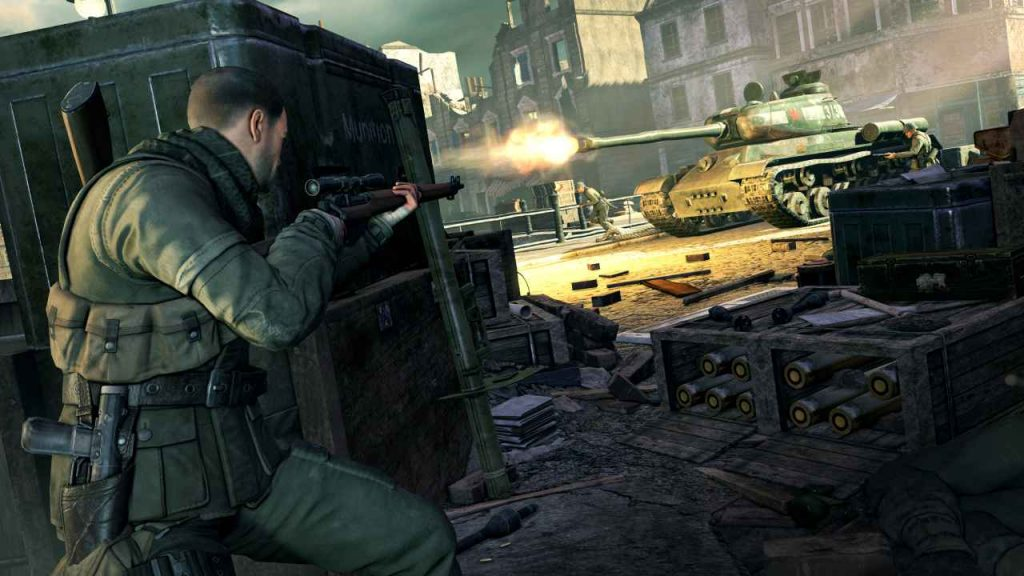 Sniper Elite V2 Remastered Release Date Confirmed For May