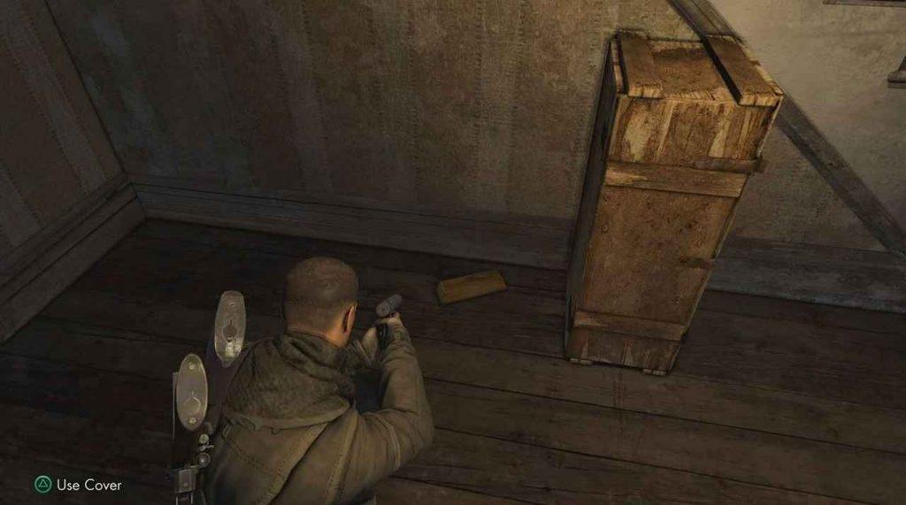 Sniper Elite V2 Remastered Collectibles Guide - Bottles and Gold Bars