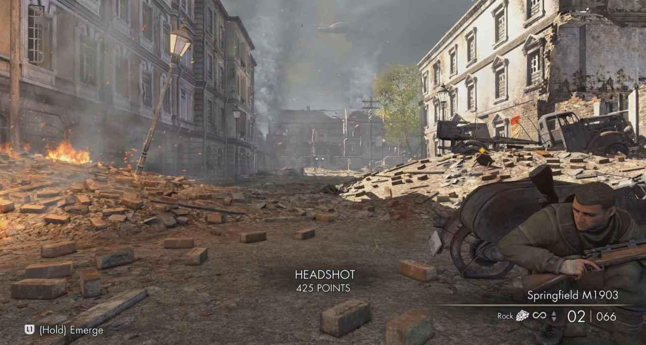 Sniper Elite V2 Remastered Is Still Brutal And Satisfying - Hands On Preview