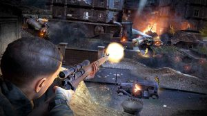 Sniper Elite V2 Remastered Is Still Brutal And Satisfying - Hands On Preview
