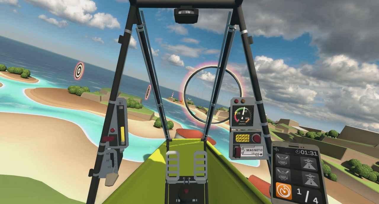 Ultrawings Flat PS4 Review