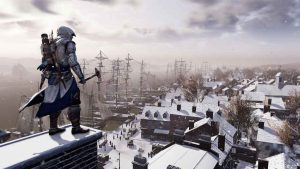 Assassin's Creed III Remastered - UK Charts