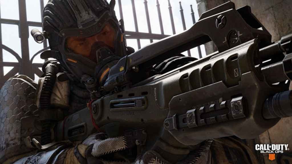Black Ops 4 Blackout Free-to-Play