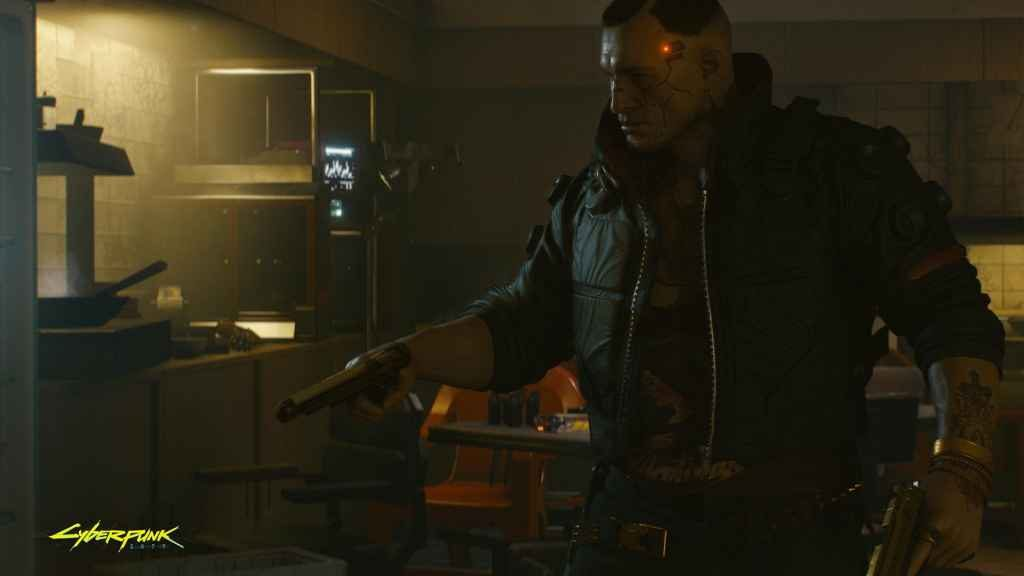 Cyberpunk 2077 Fail State