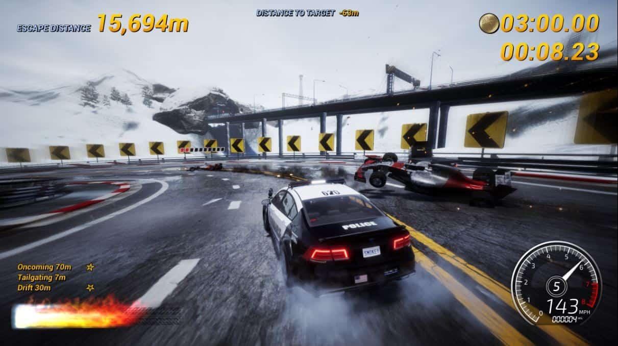 Dangerous Driving Review - PlayStation Universe