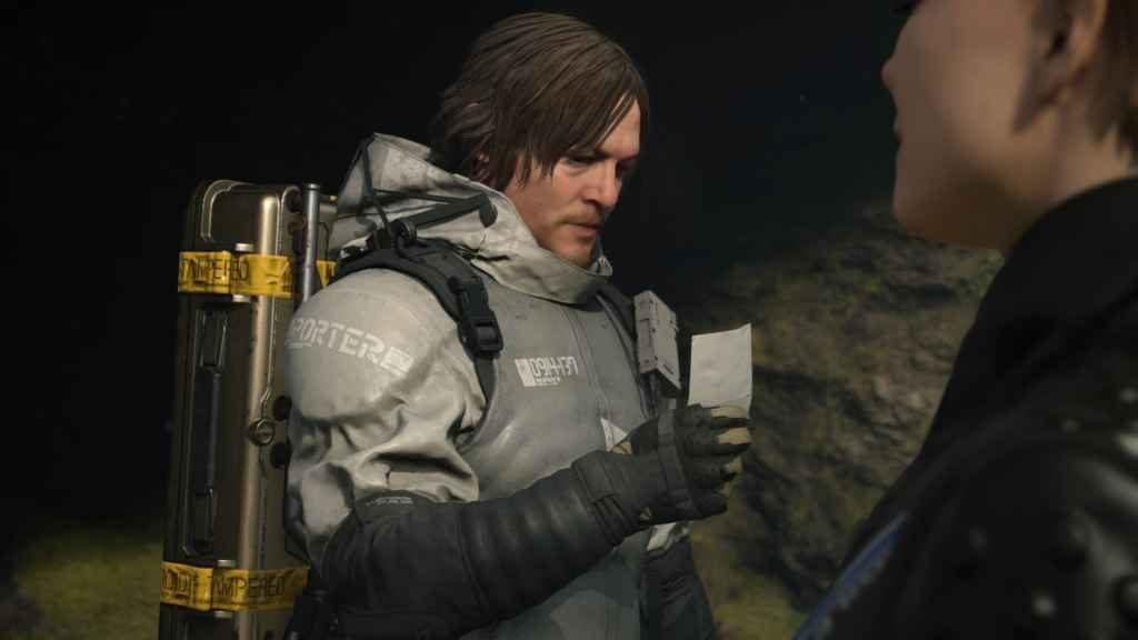 Kojima Shares New Death Stranding Information At Tribeca Film Festival Panel