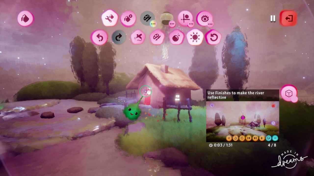 Dreams Early Access Review 3