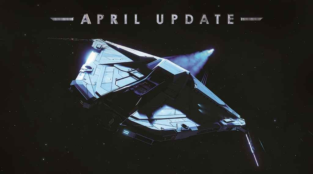 Elite Dangerous April Update