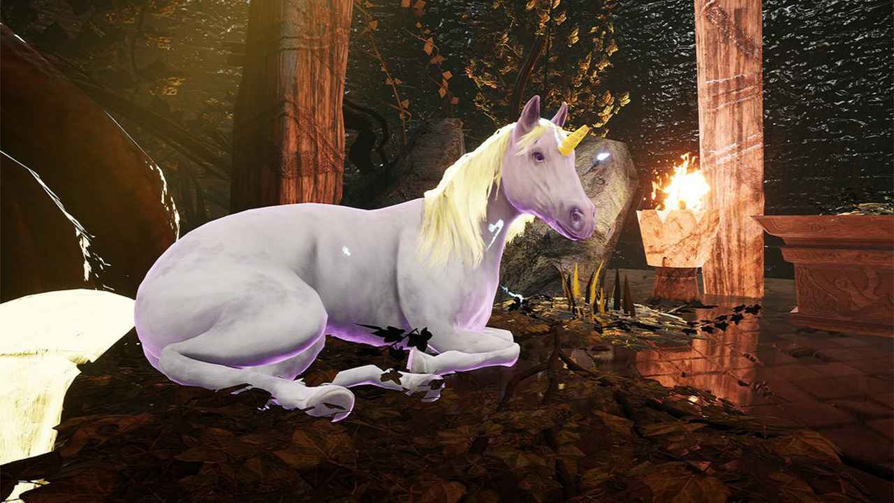 Eternity The Last Unicorn Review