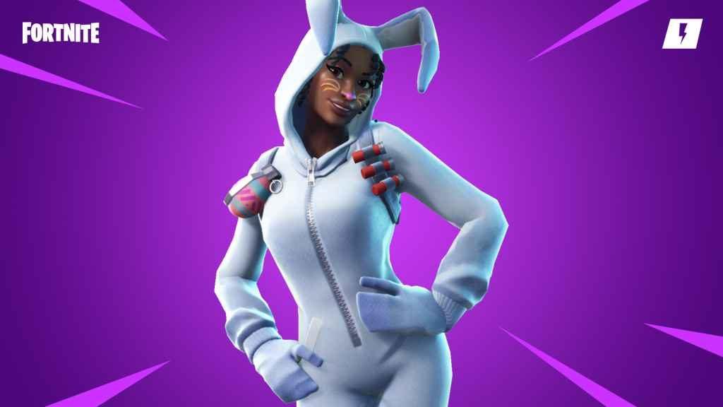 Fortnite v8.40 Update - Bunny Brawler Luna