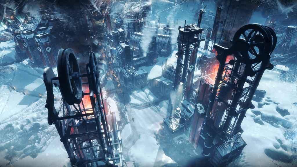 Frostpunk PS4 Release