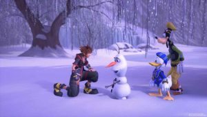Kingdom Hearts III ReMIND DLC