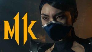 Kitana - Mortal Kombat 11