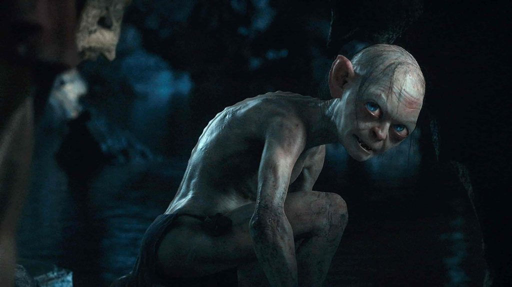 Lord of the Rings Gollum PS5
