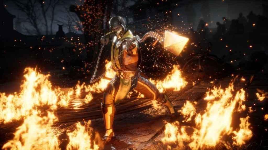 Mortal Kombat 11 Patch 1.03