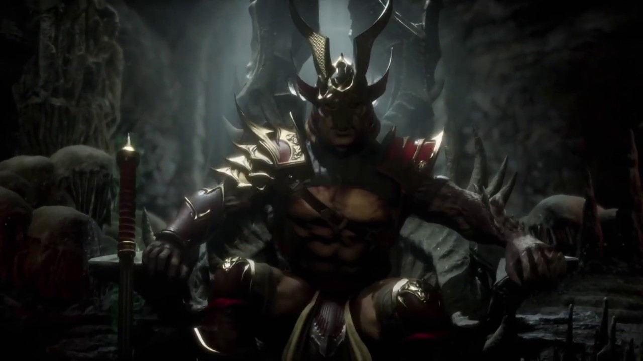 Mortal Kombat 11 Shows Off Shao Kahn In New Gameplay Trailer