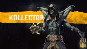 Mortal Kombat 11 The Kollector