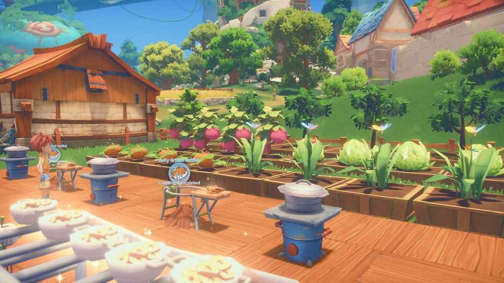 My Time at Portia PS4 Review 04