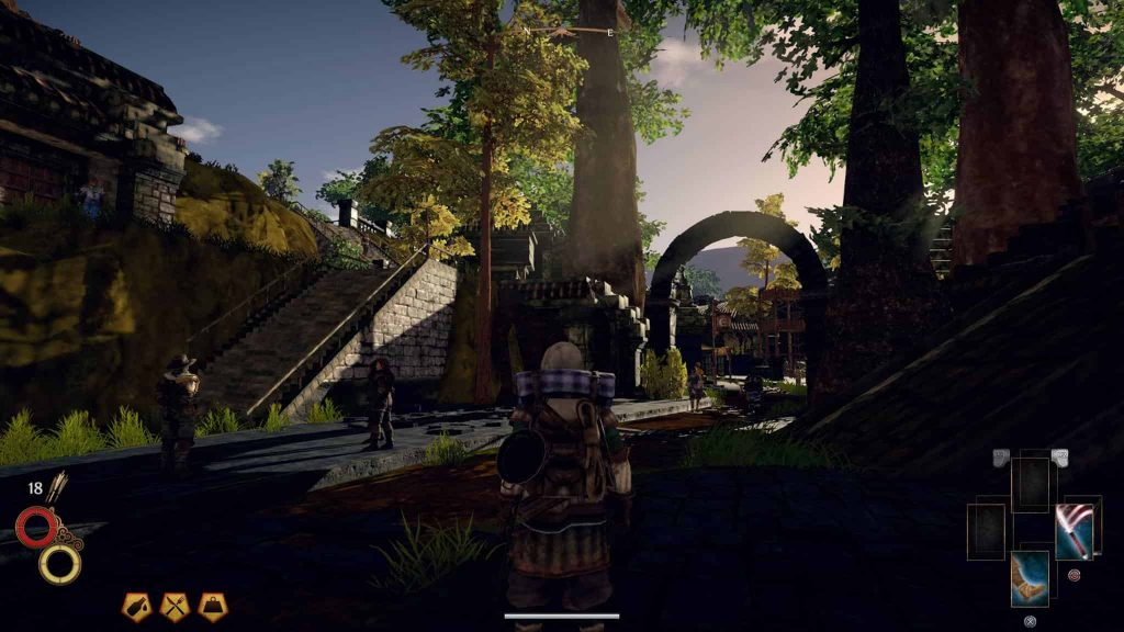 Outward PS4 Review 04