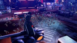 Persona 5 Scramble: The Phantom Strikers PS4 Release