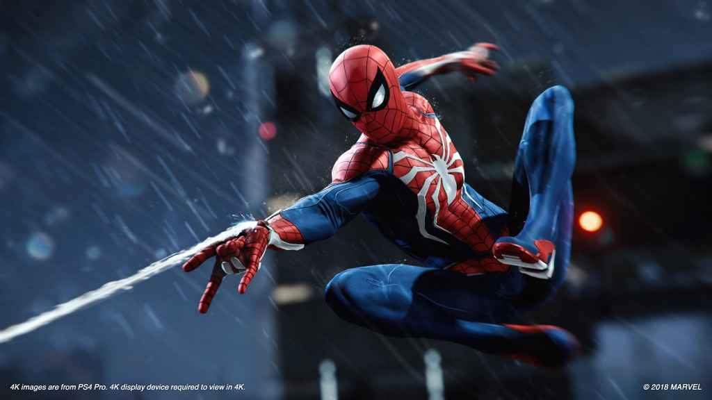 PlayStation Store Spring Sale - Spider-Man