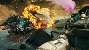 RAGE 2 Cheat Codes - Danny Dyer