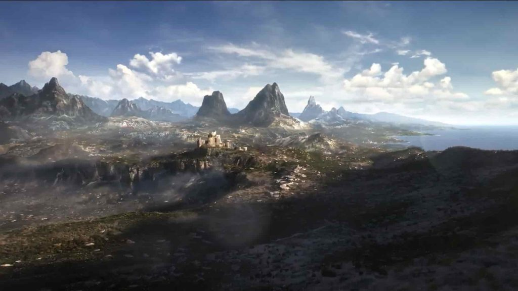 The Elder Scrolls VI PS5