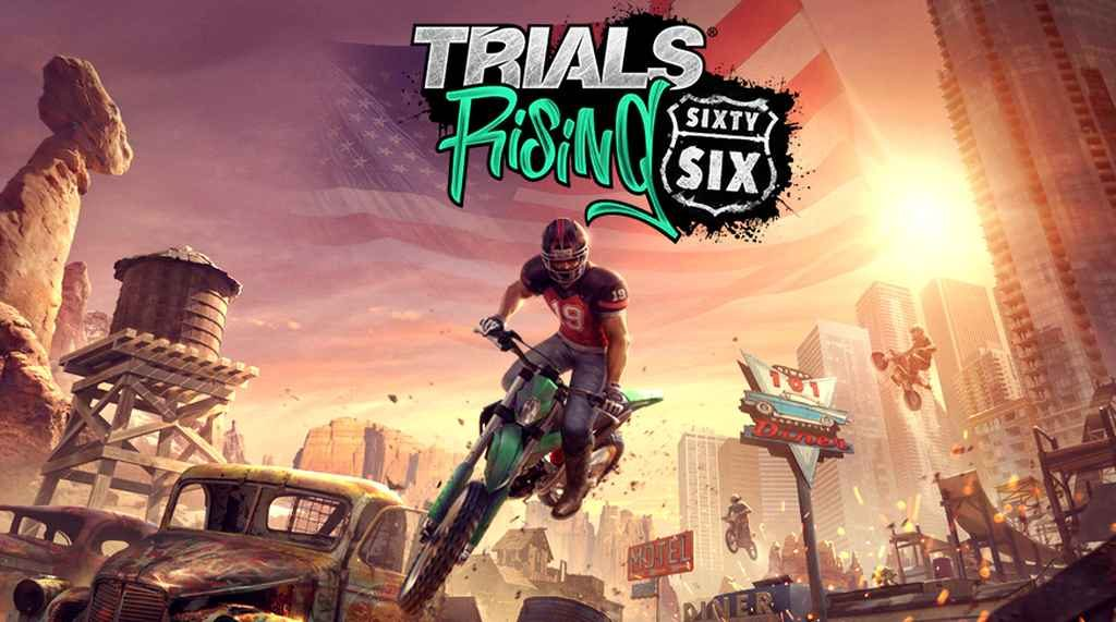 Trials Rising Sixty-Six Expansion