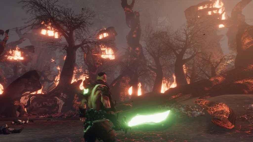 Warlander PS4 Release