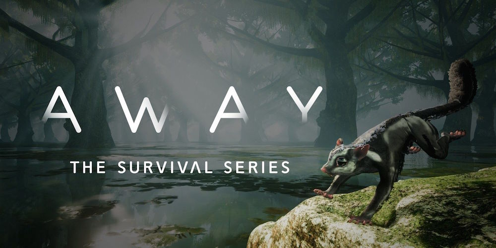 Away: The Survival Series Turns You Into A Sugar Glider