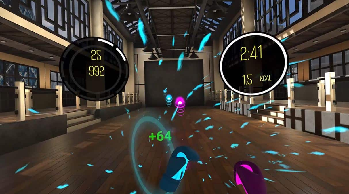 BoxVR PSVR Review - PlayStation Universe
