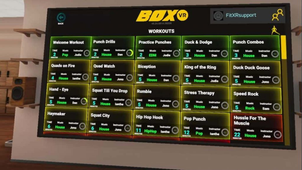 BoxVR PSVR Review 02