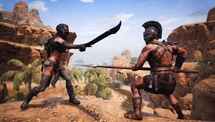 Conan Exiles Update Coming To Ps4 Includes New Dungeon Playstation Universe It will consist of both experienced and inexperienced conan exiles players, so we can see how they respond to the game. conan exiles update coming to ps4